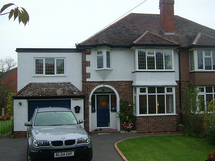 Projects gallery of easyplan projects redditch and for Garage extension ideas